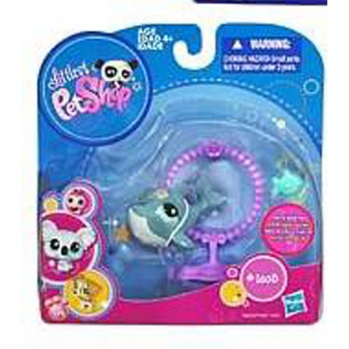 Littlest Pet Shop Paris Pet Dolphin